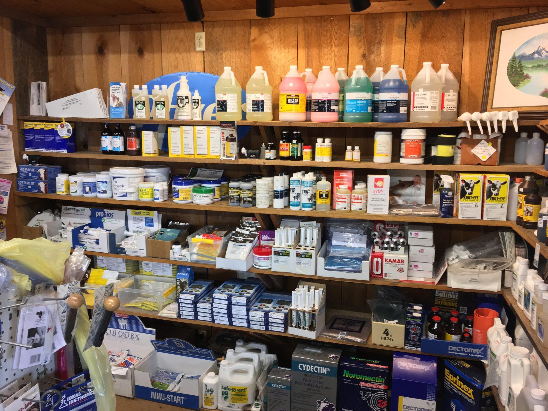 Lancaster Livestock Supply Cody Nebraska Heartland